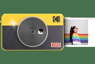 KODAK Mini Shot Combo 2 Retro Sofortbildkamera, Gelb