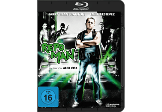 Repo Man Blu-ray