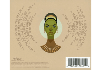 Nina Simone - Fodder On My Wings  - (CD)