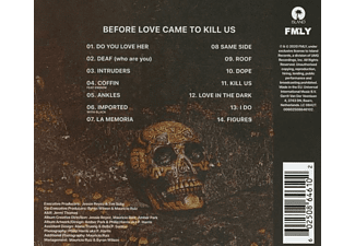 Jessie Reyez - BEFORE LOVE CAME TO KILL US  - (CD)