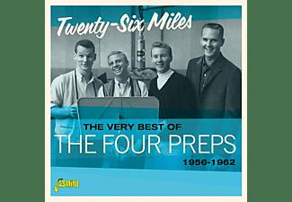 The Four Preps - Very Best Of-Twenty-Six Miles 1956-1962  - (CD)