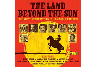 VARIOUS - Land Beyond The Sun-Definitive Western Themes,C  - (CD)