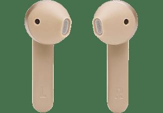 JBL Tune 225 TWS , In-ear Kopfhörer Bluetooth Gold