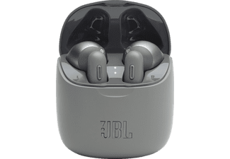JBL Tune 225 TWS , In-ear Kopfhörer Bluetooth Grau
