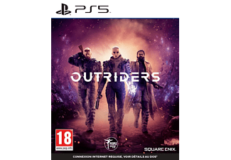 PS5 - Outriders /F