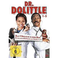 Dr. Dolittle 1-5 Collection [DVD]
