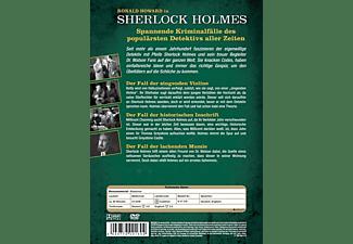Sherlock Holmes 6 DVD
