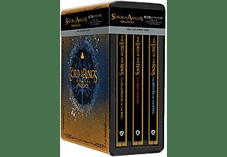 Pack Trilogía El Señor de los Anillos (3 Películas) - 4K Ultra HD + Blu-ray