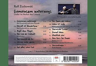 Rolf Zuckowski - Gemeinsam Unterwegs-Lieder Im Herbst Des Lebens  - (CD)