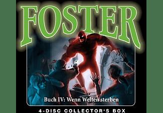 Oliver Doering - Foster Box 4: In mir der Tod-Buch 4 (Folgen 14-17)  - (CD)