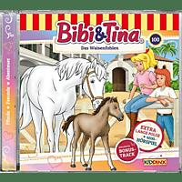 Bibi und Tina - Folge 100:Das Waisenfohlen  - (CD)