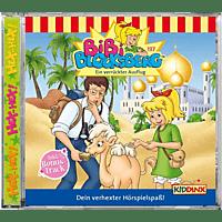 Bibi Blocksberg - Folge 137:Ein verrückter Ausflug  - (CD)