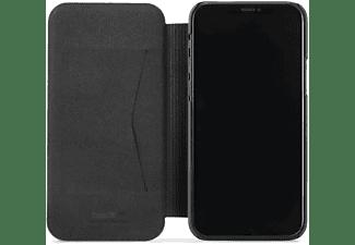 HOLDIT Slim Flip, Flip Cover, Apple, iPhone 12 / 12 Pro, Schwarz