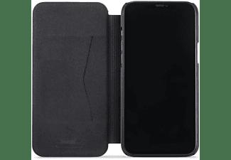 HOLDIT Slim Flip, Flip Cover, Apple, iPhone 12 Pro Max, Schwarz