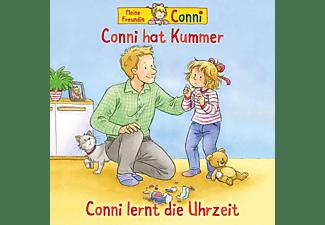 Conni - 64: Conni Hat Kummer/Conni Lernt Die Uhrzeit  - (CD)