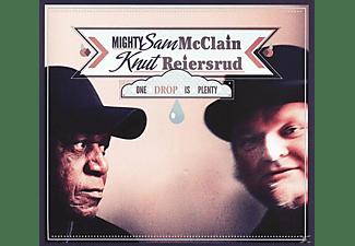 MCCLAIN,MIGHTY SAM/REIERSRU,KNUT - One Drop Is Plenty [Import]  - (CD)