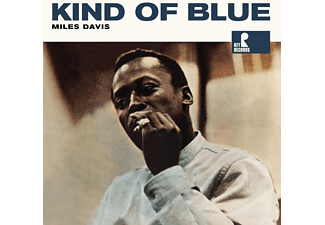 Miles Davis - KIND OF BLUE+1 BONUS TRACK (180G)  - (Vinyl)