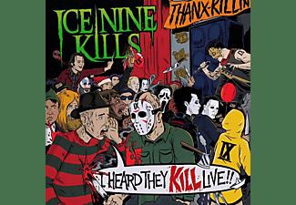 Ice Nine Kills - I HEARD THEY KILL LIVE  - (Vinyl)