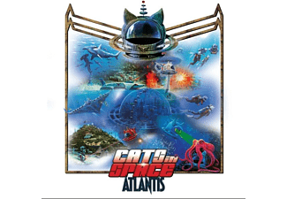 Cats In Space - Atlantis (Digipak)  - (CD)
