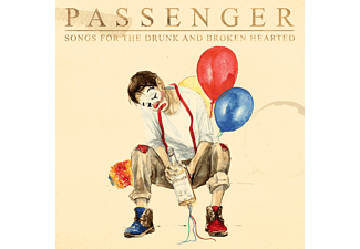 Passenger - SONGS FOR THE DRUNK AND BROKEN HEARTED Deluxe Edition  - (CD)