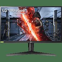 LG ELECTRONICS Gaming Monitor UltraGear 27GN750-B, 27 Zoll, FHD, 240Hz, 1ms, IPS, 400cd, 99% sRGB, HDR10, Schwarz