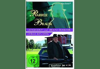 Pfarrer Braun-Folgen 1-4 DVD