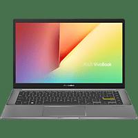 "ASUS Notebook VivoBook S14 S433EA-EB043T, i5-1135G7, 16GB/512GB, 14"" FHD, Schwarz (90NB0RL4-M01150)"