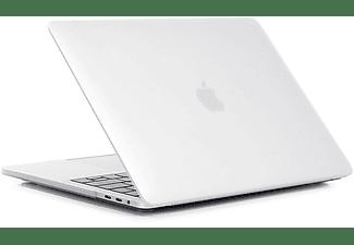 "Funda para portátil - Muvit MUCTB0351, Para MacBook Air 16"", Silicona, Transparente"