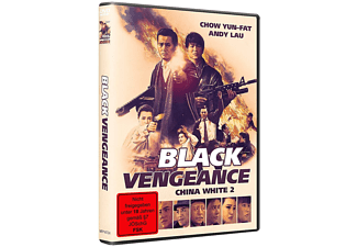 Black Vengeance-China White 2 DVD