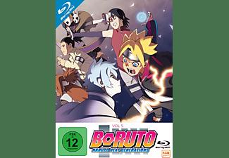 Boruto: Naruto Next Generations - Volume 5 (Episode 71-92) Blu-ray