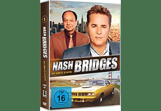 Nash Bridges - Staffel 5 - Episode 79-100 DVD