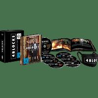 4 Blocks Fan-Gesamtedition, alle Staffeln, inkl. CD-Soundtrack + Community-Maske + Sammler-Booklet DVD + CD
