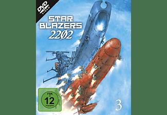 Star Blazers 2202 - Space Battleship Yamato - Vol.3 DVD