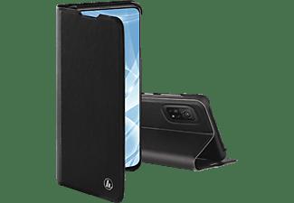 HAMA Slim Pro, Bookcover, Xiaomi, Mi 10T (Pro) 5G, Schwarz
