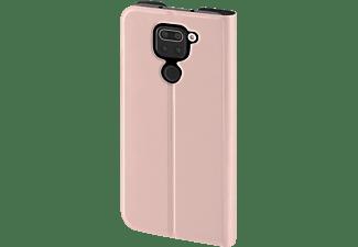 HAMA Single2.0, Bookcover, Xiaomi, Redmi Note 9, Rosa
