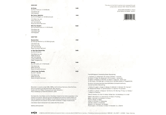Chet Baker - MY FAVORITE SONG  - (Vinyl)