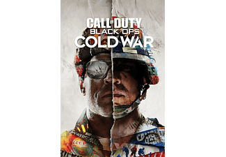 Call of Duty Poster Black Ops Cold War, Split