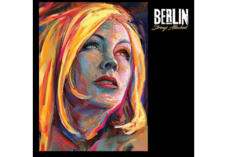 Berlin - STRINGS ATTACHED  - (CD)