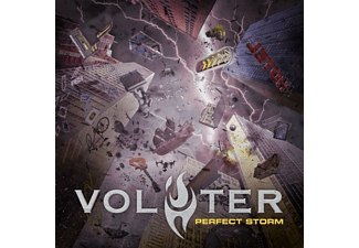 Volster - Perfect Storm  - (Vinyl)
