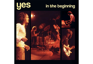 Yes - In The Beginning (Gtf.180 Gr.Deluxe Orange Vinyl  - (Vinyl)
