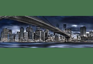 SCHMIDT SPIELE (UE) New York, Dark Night 1000 Teile Puzzle Mehrfarbig