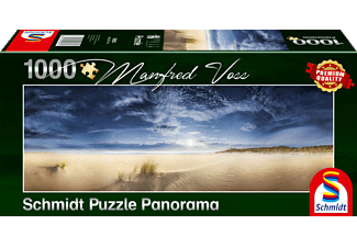 SCHMIDT SPIELE (UE) Unendliche Weite, Sylt Puzzle Mehrfarbig