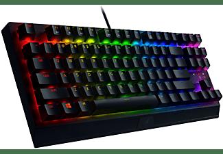 RAZER BlackWidow V3 Tenkeyless, Gaming-Tastatur, Mechanisch, Razer Green