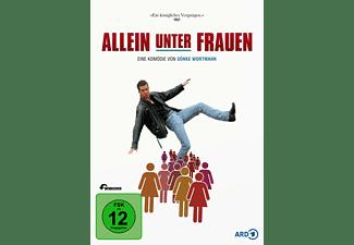 Allein unter Frauen DVD