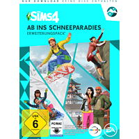 DIE SIMS 4 AB INS SCHNEEPARADIES (EP10) (Code in der Box) - [PC]