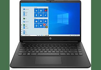"REACONDICIONADO Portátil - HP 14S-FQ0002NS, 14"" HD, AMD 3020e, 4 GB , 64 GB eMMC, Windows 10 Home, Negro"