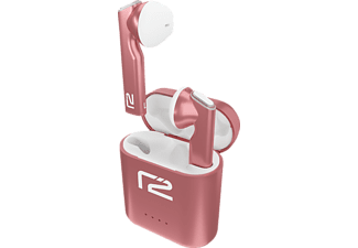 READY2MUSIC Chronos Air Pro, In-ear True Wireless Kopfhörer Bluetooth Rose