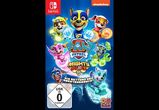 SW PAW PATROL MIGHTY PUPS: RETTUNG DER - [Nintendo Switch]