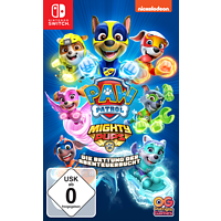SW PAW PATROL MIGHTY PUPS: RETTUNG DER - [Nintendo Switch]