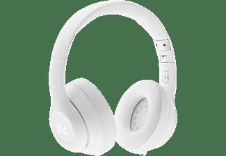 READY2MUSIC Rival, Over-ear Kopfhörer Bluetooth Weiß
